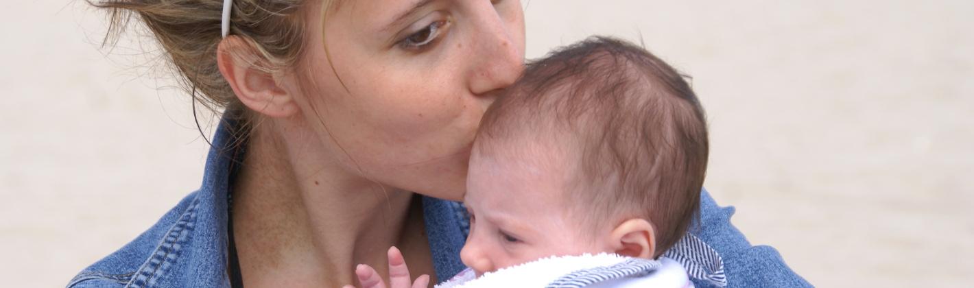Futures mères<br />Jeunes mamans