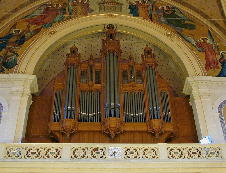 Orgue église de la Trinité Paris